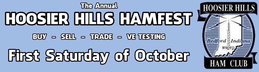 Hoosier Hills Ham Club - Hoosier Hills Hamfest - Gus Grissom